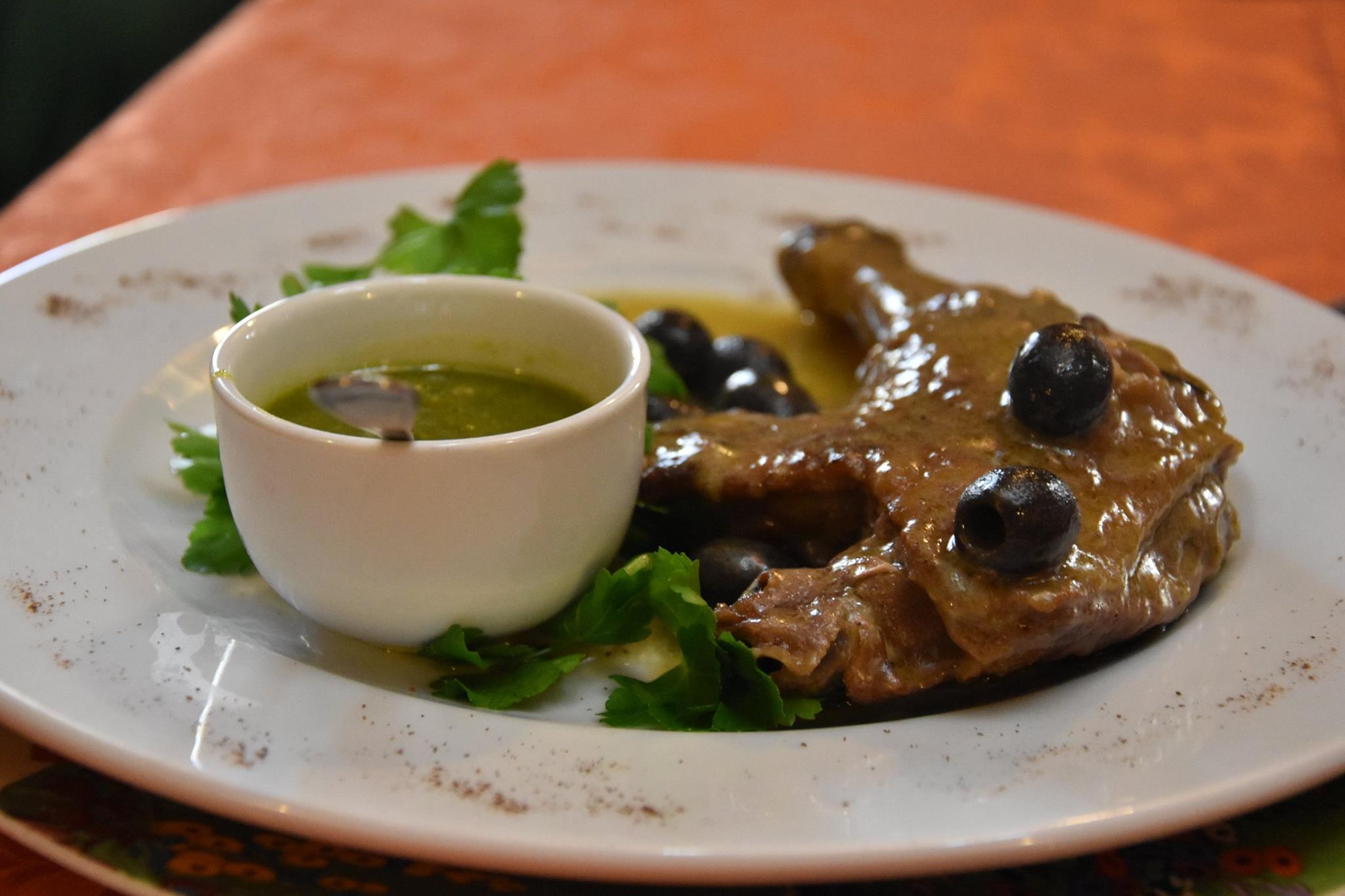 mangiare l'anatra da Ristorante Al Postiglione Rovigo