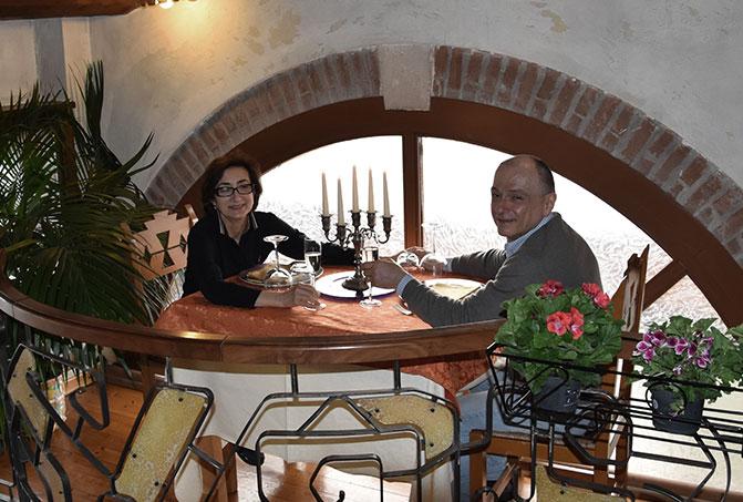 Roberto e Caterina