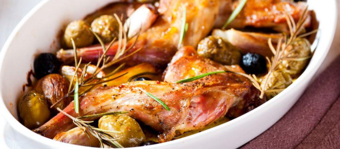 Natale light: 4 modi per cucinare il coniglio - Ristorante Al ...